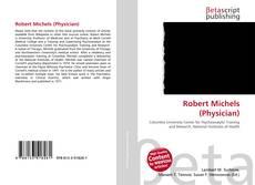 Обложка Robert Michels (Physician)