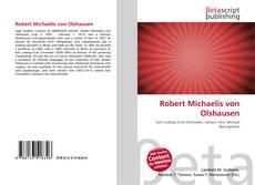 Bookcover of Robert Michaelis von Olshausen