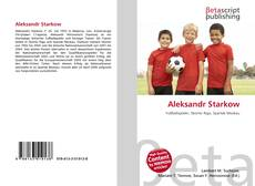 Buchcover von Aleksandr Starkow