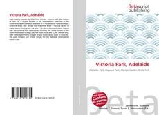 Обложка Victoria Park, Adelaide