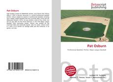 Bookcover of Pat Osburn