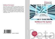 Borítókép a  NetWare File System - hoz