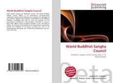 World Buddhist Sangha Council kitap kapağı