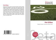 Bookcover of Pat O''Dea