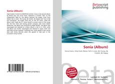 Обложка Sonia (Album)