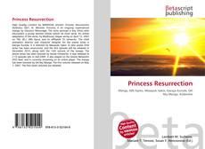 Bookcover of Princess Resurrection
