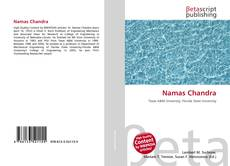 Bookcover of Namas Chandra