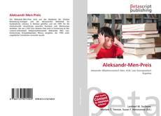 Buchcover von Aleksandr-Men-Preis