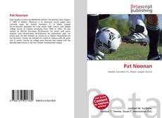 Bookcover of Pat Noonan