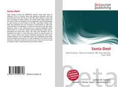 Обложка Sonia Deol