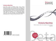 Copertina di Victoria Niarchos