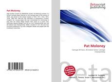 Bookcover of Pat Moloney