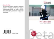 Bookcover of Pat Micheletti