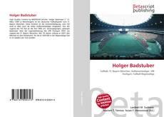 Обложка Holger Badstuber