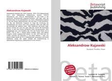 Buchcover von Aleksandrow Kujawski