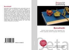 Buchcover von Burushaski