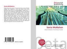 Bookcover of Sonia McMahon