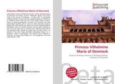 Princess Vilhelmine Marie of Denmark的封面