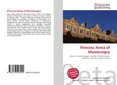 Bookcover of Princess Xenia of Montenegro