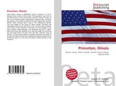 Buchcover von Princeton, Illinois
