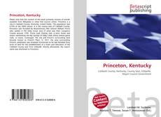 Bookcover of Princeton, Kentucky