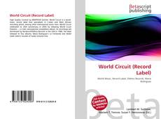 Bookcover of World Circuit (Record Label)