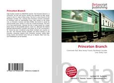Bookcover of Princeton Branch