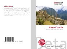 Portada del libro de Baelo Claudia