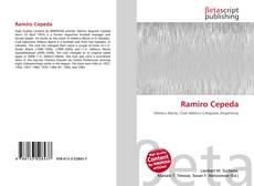Portada del libro de Ramiro Cepeda