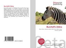 Couverture de Burchell's  Zebra