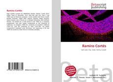 Portada del libro de Ramiro Cortés