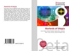 Warlords of Utopia kitap kapağı
