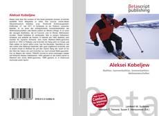 Bookcover of Aleksei Kobeljew