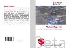 Bookcover of Aleksei Kopeikin