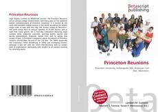Bookcover of Princeton Reunions