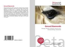 Borítókép a  Gerard Baerends - hoz