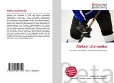 Capa do livro de Aleksei Litvinenko