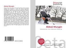 Couverture de Aleksei Murygin