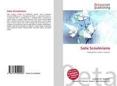 Bookcover of Salix Scouleriana