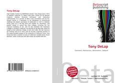 Tony DeLap的封面