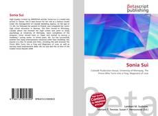 Bookcover of Sonia Sui