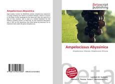 Bookcover of Ampelocissus Abyssinica