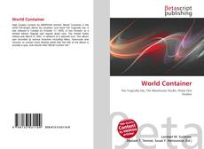 World Container的封面