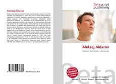 Buchcover von Aleksej Aidarov
