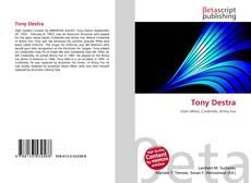 Copertina di Tony Destra