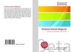 Couverture de Victoria Island (Nigeria)
