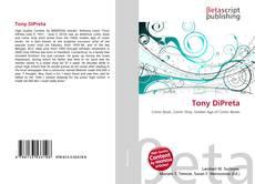 Couverture de Tony DiPreta