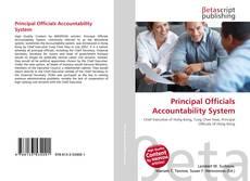 Borítókép a  Principal Officials Accountability System - hoz