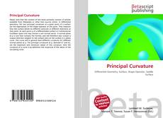 Bookcover of Principal Curvature