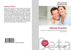 Buchcover von Aleksey Drozdov